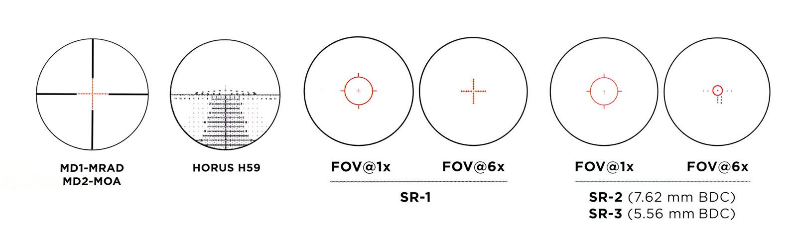 Image result for Vudu rifle scopes