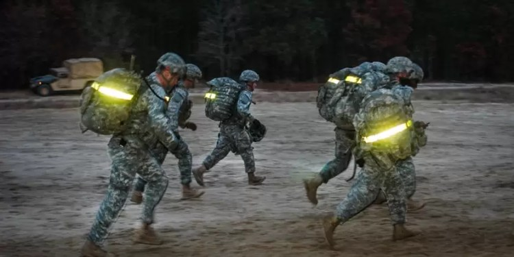 Military intelligence - Reflective Belts from Task and Purpose - Nick Perna for Breach Bang Clear.