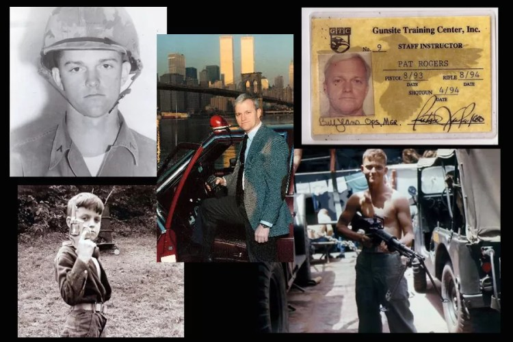 Pat Rogers History 12