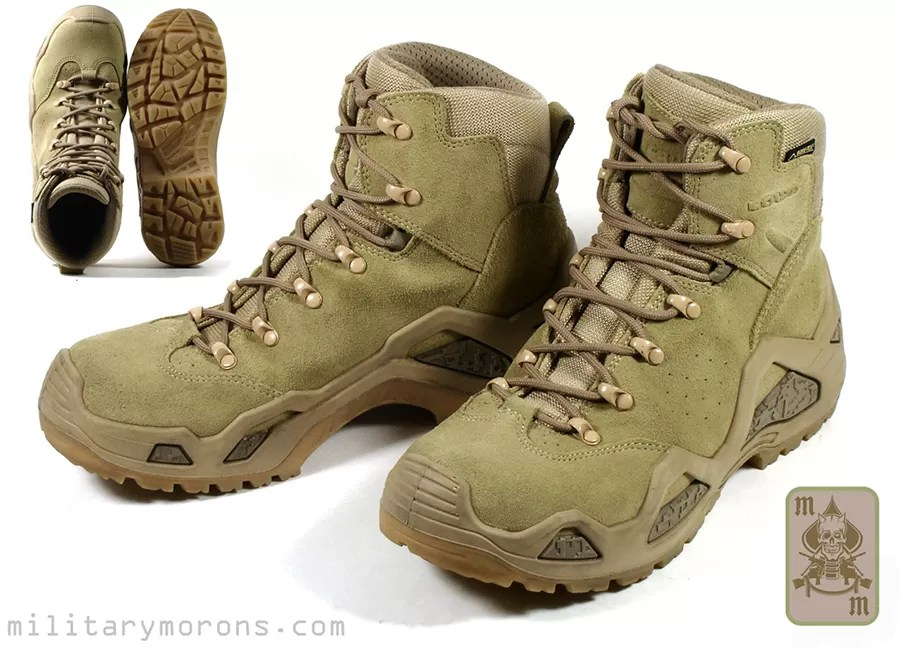 Military Morons Lowa Boot Review 1