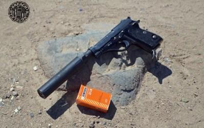 Beretta Series 70 (not the album, the gun)