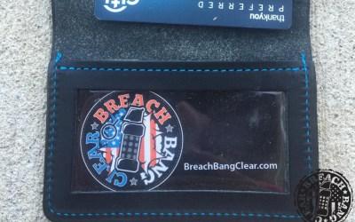 Eyes-On: Flagrant Beard Leather Wallet
