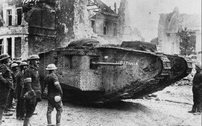 The Tanker's Reputation, Born in World War I | Tank Week