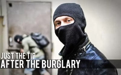 JTT: After the Burglary