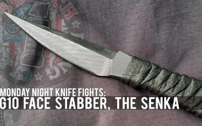 MNKF | G10 Face Stabber, The Senka