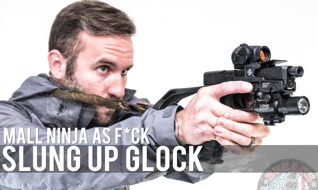 endo glock stock