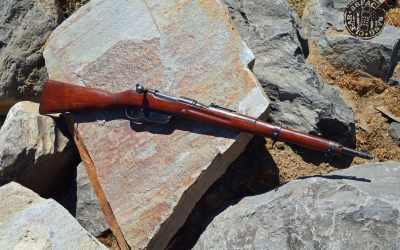 Austria's Mannlicher M1895: no wonder they lost the war