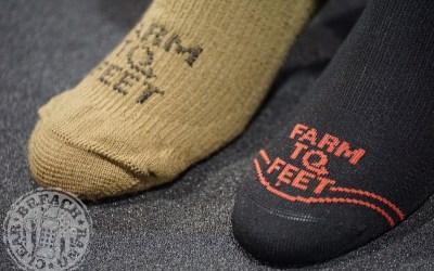 Farm to Feet: If you Love America, Wear These Socks