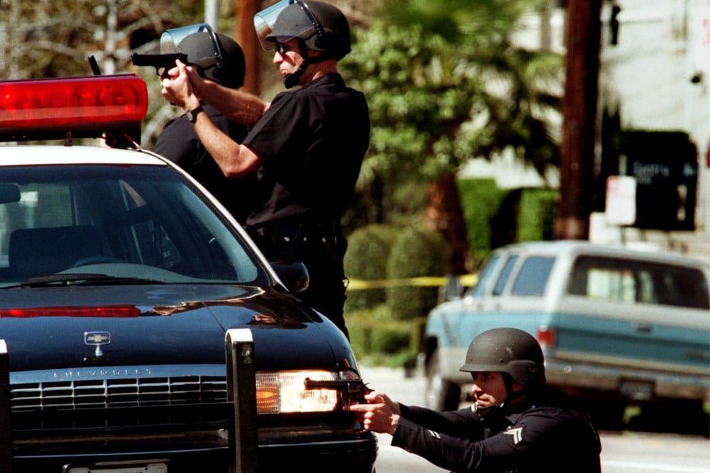 north hollywood shootout documentary