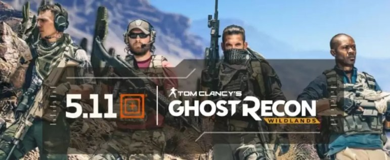 5.11 Ghost Recon 1