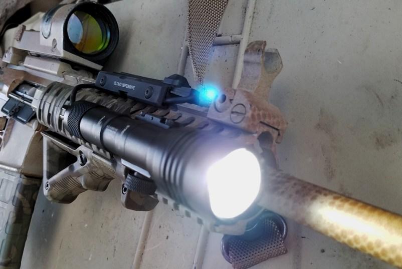 Cloud Defensive LCS Mk2 Streamlight protac rail mount Review