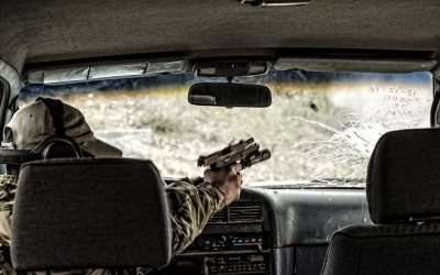 Guerrilla Approach High Threat Environment Vehicle Tactics