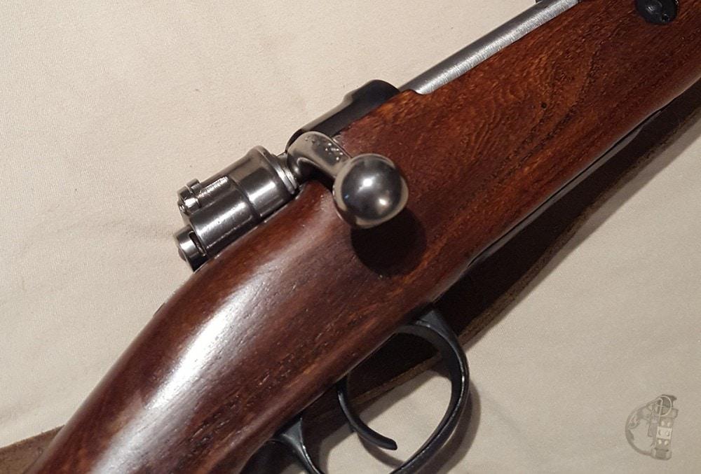 M48 Mauser Rear Sight