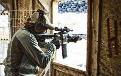 You Should Be Shooting Two-Gun