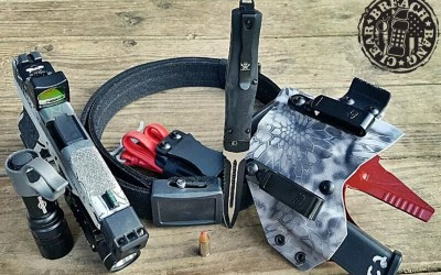 """Actual Daily Carry EDC – """"Just One Chance…"""""""