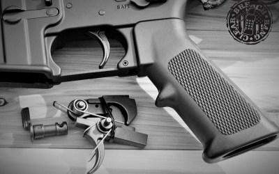 Eyes On: KE Arms SLT-1 Sear Link Technology Trigger