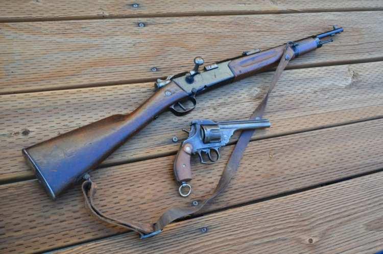 The 1886 Lebel Rifle