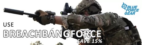Blue Force Gear at US Elite