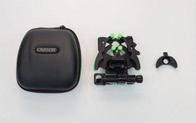 Report   Carson HOOKUPZ 2.0 Smartphone Optics Adapter