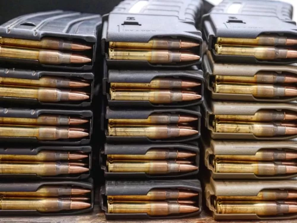 """High capacity magazines"" - the rifle kind - at gunmag warehouse. Read on to see what we think of gun magazine pedantry."