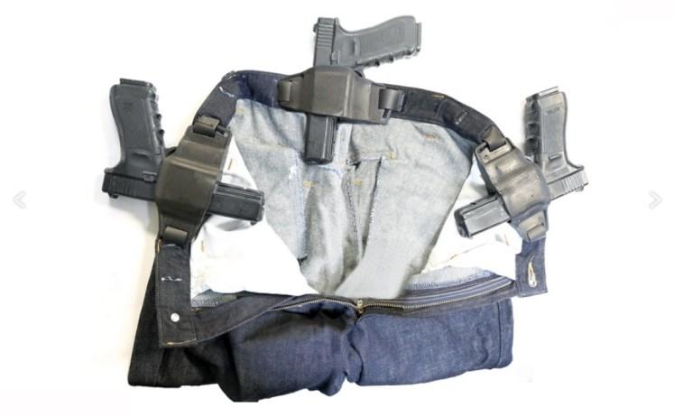 S&S Precision 757 concealment jeans