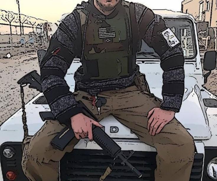 ASNL combat hoodie