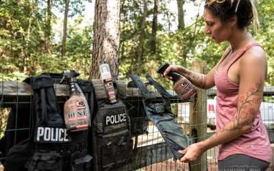 Body Armor Stink? Fight the Sweaty-Kevlar Funk