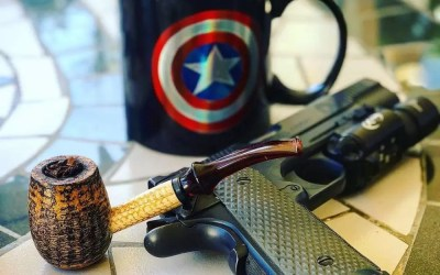 Cornell & Diehl St. Nick Tabac | Pope Smoke Holiday Edition