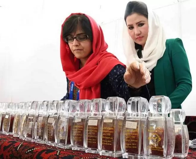 Afghan women achieving independence and success.