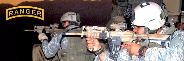 How to be an Army Ranger