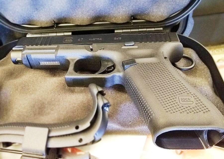 The new Glock 47