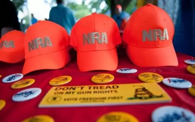 About that NRA Lobby you hate…
