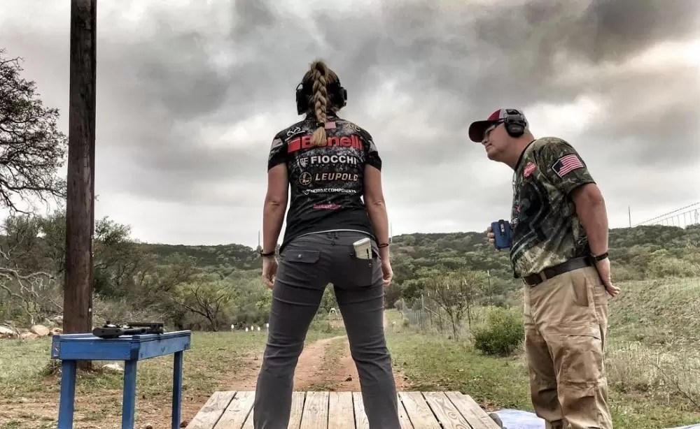 Champion shooters: Heather Miller