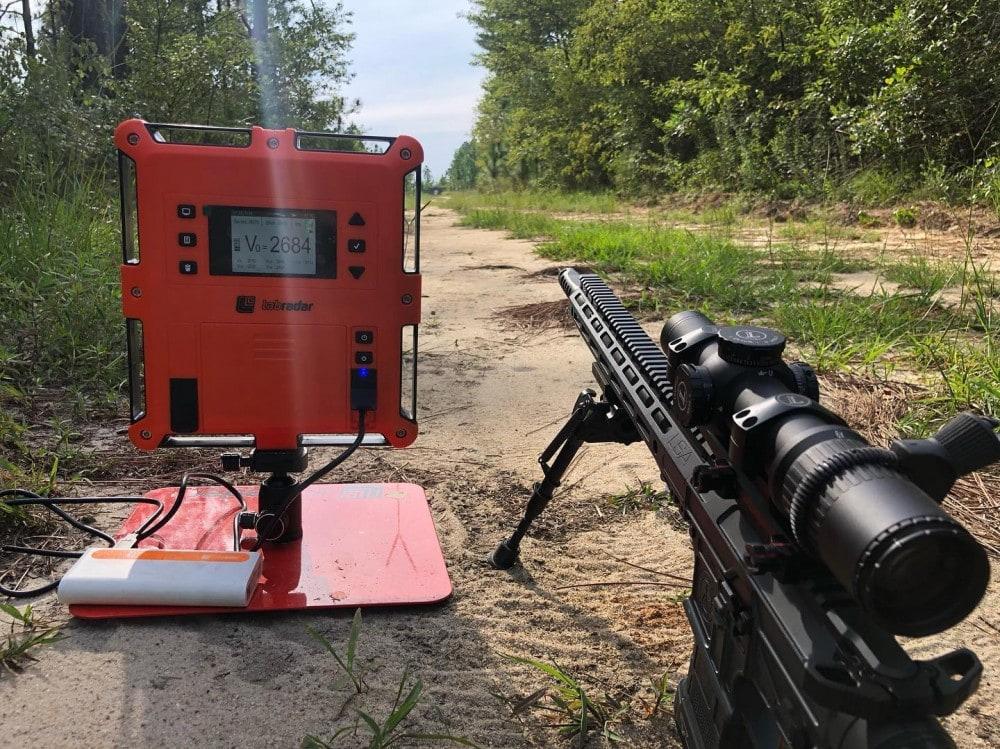 Heather Miller 3-gunner preparing for the 2019 IPSC Rifle World Shoot