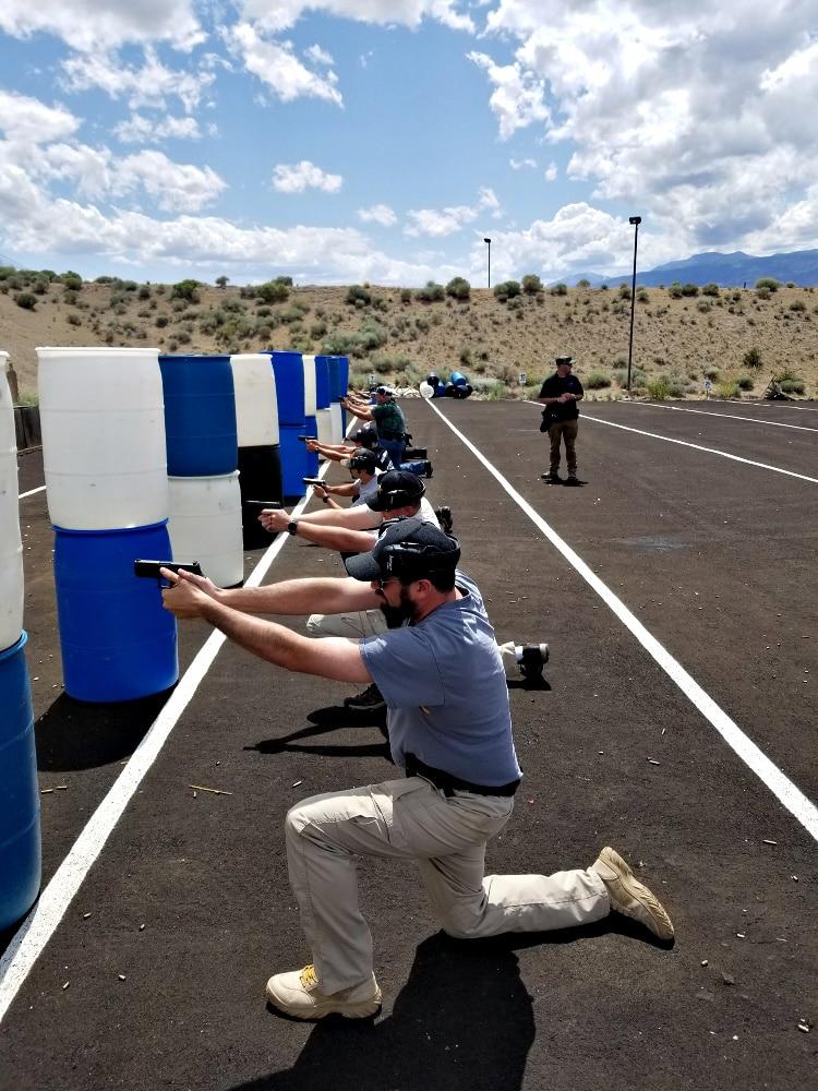Law enforcement training - departmental responsibility