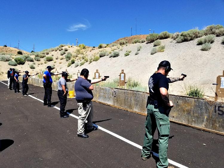 Law Enforcement Training - Individual Responsibility