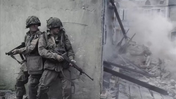 "M1 Carbine History - Seen in the HBO series ""Band of Brothers."""
