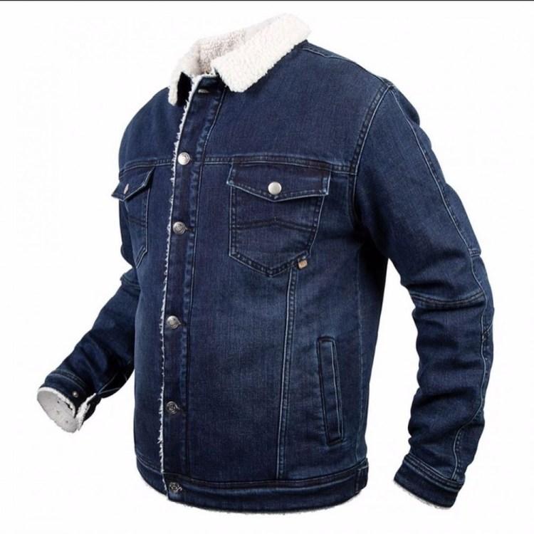 Denim jacket from TDI
