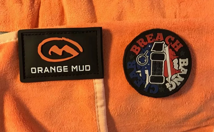 Orange Mud Transition Wrap