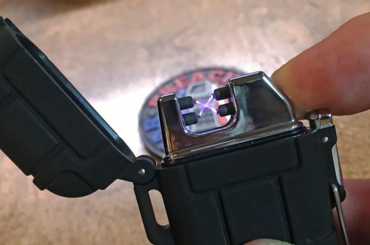 TG Plasma Lighter