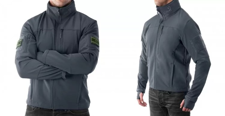 Softshell jacket by Agilite