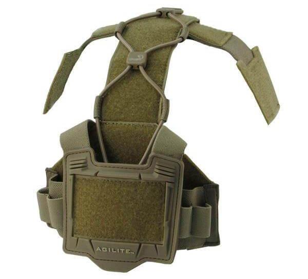 Tactical gift ideas - Agilite helmet bridge