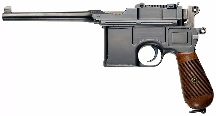 Guns of Star Wars: A commercial version of the C96.