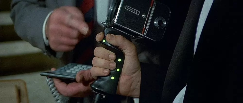 """James Bond had a """"Signature Camera Gun"""" in the film License to Kill – but real spies had less high-tech weapons."""