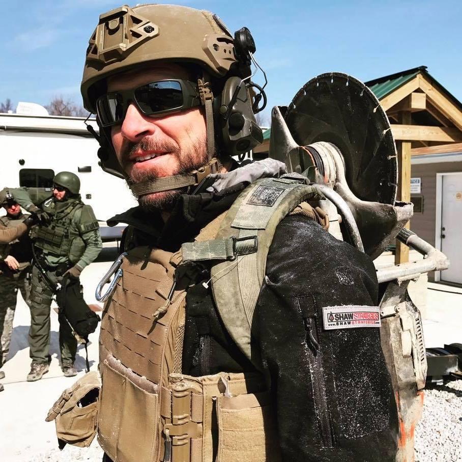 Gunfighter Cast podcast host Daniel Shaw