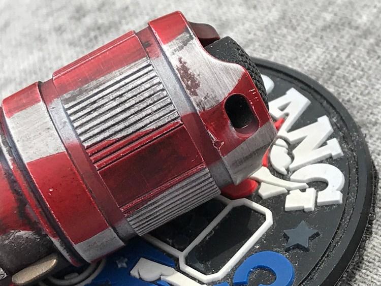 Fenix PD35 TAC tailcap