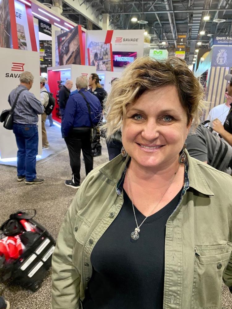 Real Women of SHOT Michelle Cerino - Women's Outdoor News.