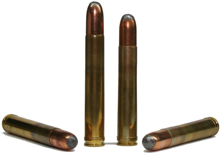 458 Winchester Magnum - 45 caliber