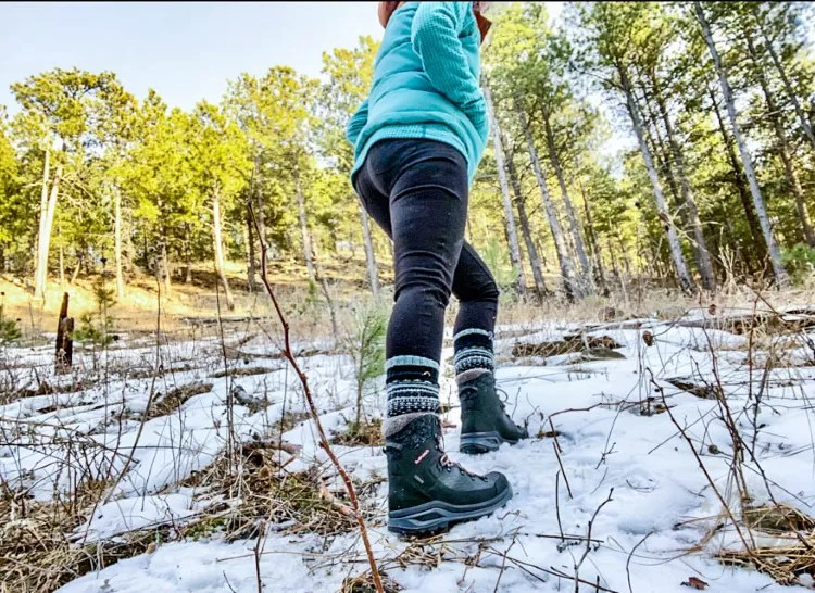 Winter Hiking Boots Review - Lowa Renegade Evo Ice GTX WS.