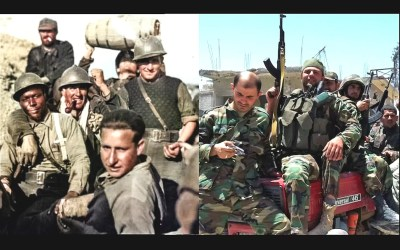 The Spanish Civil War As Historical Precedent for Syria